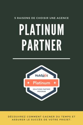 Ebook Agence HubSpot Platinum Partner