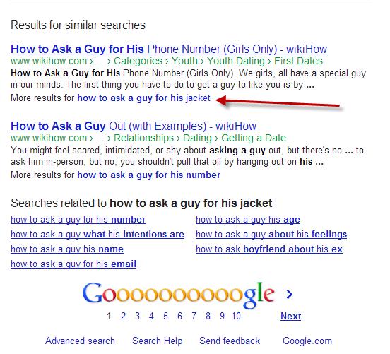google-recherches-similaires