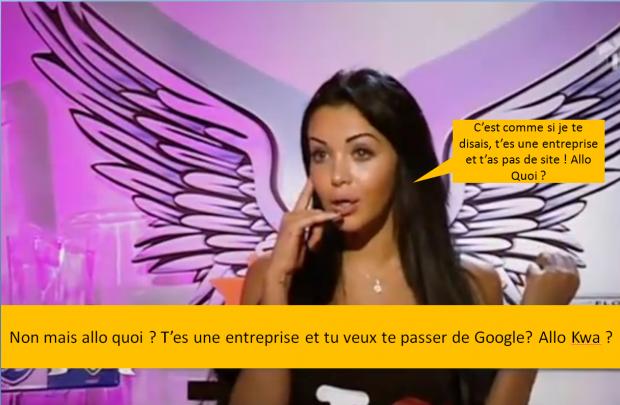 Google Conférence - Référencement en 2013