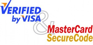 """Verified By Visa"" ""MasterCard SecureCode"""