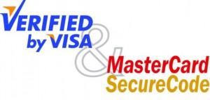 """Verified By Visa"" ""MasterCard SecureCode"""