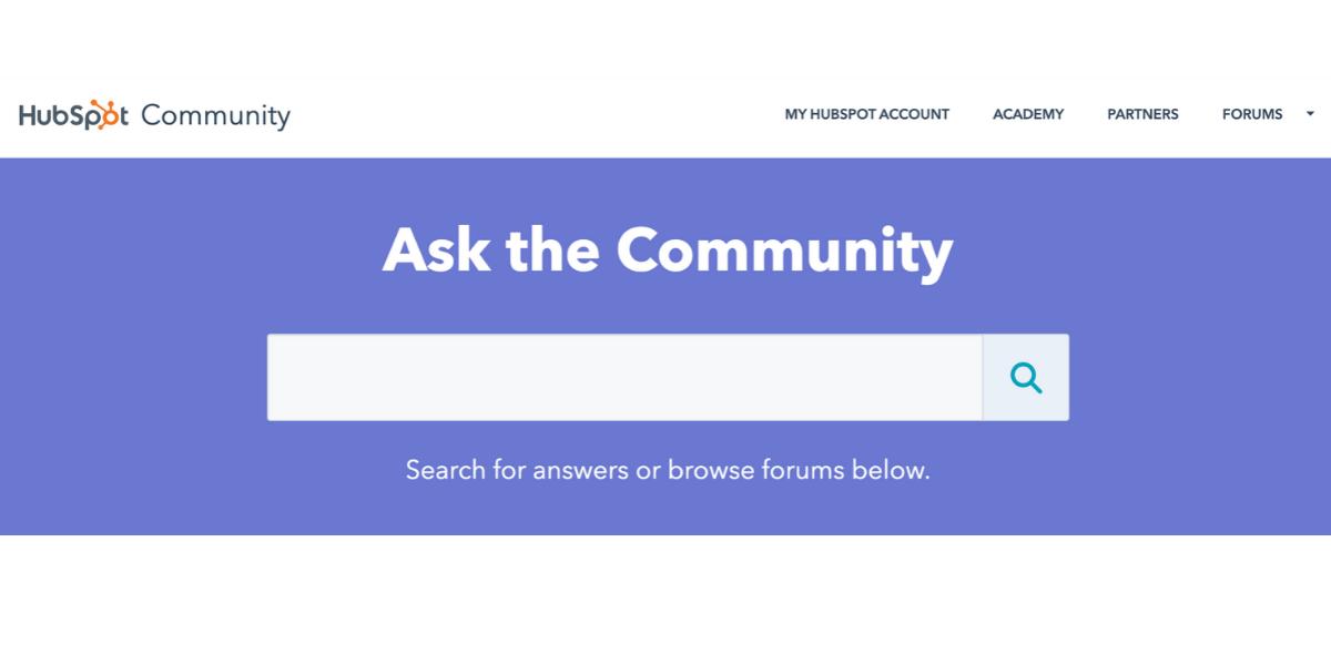 former son équipe à l'Inbound Marketing - HubSpot Community